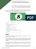 Sistema Octal - Historia, Sistema de Numeración y Conversiones