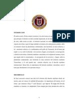 Ensayo de La Importancia Del Derecho Maritimo en Venezuela