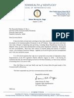Diane St. Onge's Resignation Letter