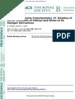 Studies in Enzyme Cytochemistry