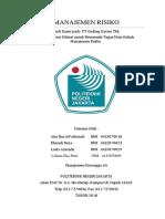 Makalah Manajemen Risiko PT Gudang Garam (Kelompok 2 MK6A).docx