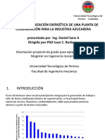 Combustion directa de biomasa