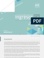 Encuesta Suplementaria de Ingresos 2018 del INE