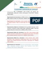 Clasificados de Alquileres Concepción Del Uruguay - 2019-1
