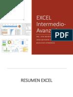 Excel Intermedio Avanzado