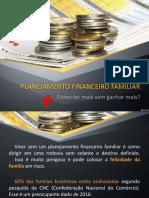 Planejamento Familiar Financeiro