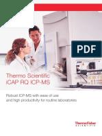 Icp-ms Icap Rq Catalog