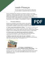 Administrando Finança - NOVO
