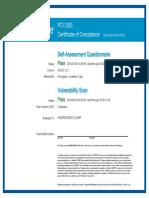 Trustwave Compliance Certificatehh