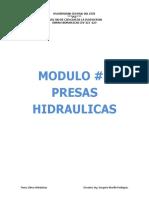 Modulo _7 presa Hidraulica
