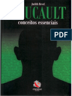 REVEL, Judith. Foucault conceitos essenciais.pdf