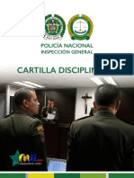 Cartilla Disciplinaria 271117