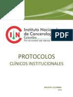 Protocolo Sarcomas