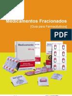 Medicamentos Fracionados - Guia Para Farmaceuticos