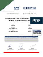 Es0117-Pi-006-Pl-019_00-Isométricos Contra Incendio - Tanque y Casa de Bombas Contra Incendio