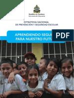 Estrategia Nacional de Prevención y Seguridad Escolar Compressed