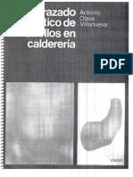 Trazado Practico de Desarrollos en Caldereria - Antonio Olave Villanueva (L)