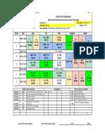 All Sem Time Table 2019.Xlsx - 3rd Tk1