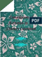 Compilation of Activities in 21st Century Literature
