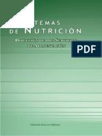 Temas de Nutricion