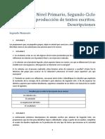 Ateneo Nivel Primario, Segundo Ciclo. Material Para El Participante