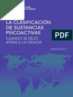 La clasificación de sustancias psicoactivas. Cuando se dejó atrás a la ciencia..pdf