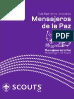 Guia Operativa - Mensajeros de La Paz (Peru)