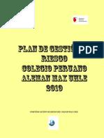 001 PLAN DE GESTIÓN DE RIESGO DE DESASTRES DEL COLEGIO PERUANO ALEMAN MAX UHLE 2019.pdf