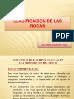 Clasificacion de Las Rocas ( 5 )