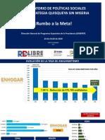 República Dominicana Resultados Del Plan Nacional de Alfabetización