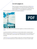 Antenas de Telefonía Móvil (Página 2) - Monografias
