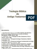 Teologia Do Antigo Testamento Alunos 2019