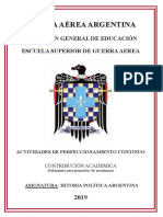 Historia Politica Argentin