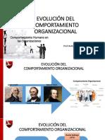 Tema 1 Evolución Del Comportamiento Organizacional