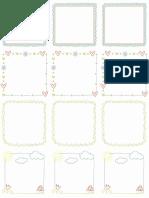 to be filledand printed n- color