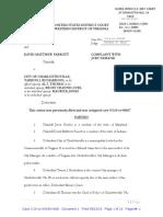 Kessler/Parrott UTR Lawsuit