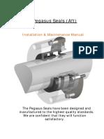 MIN - 549410 - Poseidon Pegasus Seals (Aft) Installation & Maintenance ...
