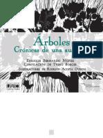 Enrique Bernardo Nuñez - Arboles Crónicas de Una Ausencia