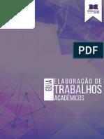 ELABORAÇÃO DE TRABALHOS ACADÊMICOS