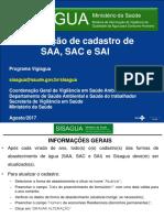 07- Atualizacao Cadastro SAA SAC SAI 03.08.17