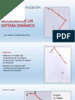 Modelación de Sistema Dinámico