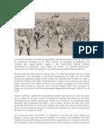 historia del origen del fútbol