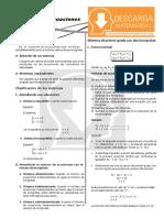 15 Descargar Sistema de Ecuaciones Lineales – Algebra Tercero de Secundaria