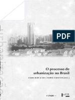 Flávio Villaça - Uma Contribuicao Para a Historia Do Planejamento Urbano No Brasil