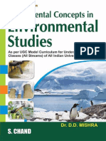 FUNDAMENTAL CONCEPTS IN ENVIRONMENTAL STUDIES