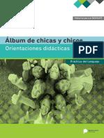 Álbum de chicas y chicos. DGE