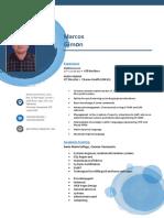 Curriculum Marcos 2019