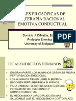 Bases filosóficas TREC