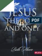 JesusOneAndOnly Sample