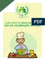 Pastoral Da Criança-receitas